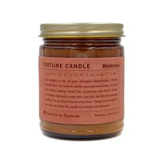 Fortune Candle — Mysterious