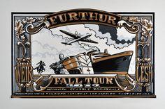 Furthur - Fall Tour 2012 - Artist: AJ Masthay