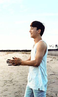 SCAN #Chen #EXO Dear Happiness #Photobook