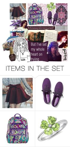 """chloe's 5k challenge"" by elliewriter ❤ liked on Polyvore featuring art and chloesaysloveyourself"