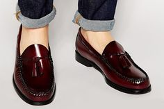 G.H. Bass Tassel Loafers