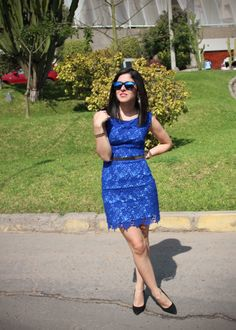 Fashion Frontier: Blue Lace