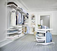 garderoba - inspiracja