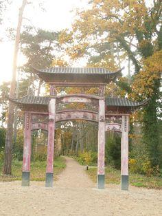 Jardin tropical, Bois de Vincennes