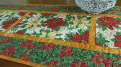Hey, I found this really awesome Etsy listing at https://www.etsy.com/listing/249322039/quilted-christmas-table-runner