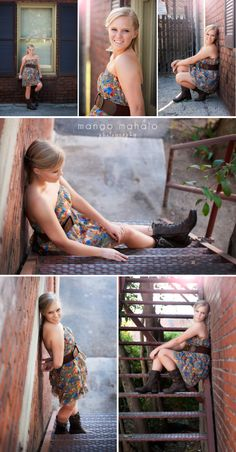 {God girl} senior portraits by Mango Mahalo Photography by Michelle Anderson #urban #senior girl