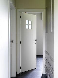 Nordex binnendeur draaideur klassieke deur G 137 lak glas