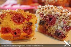Kirsch - Muffins mit Kokosstreusel, ein schmackhaftes Rezept aus der Kategorie Kuchen. Bewertungen: 43. Durchschnitt: Ø 4,7.