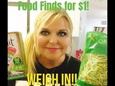 Weekly Weigh in! FOOD FINDS! Push Through!!!