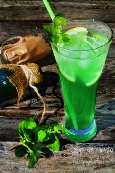 Angel's food: Sirop de menta My Jam, Chutney, Pint Glass, Jelly, Homemade, Mai, Drinks, Economics, Tableware