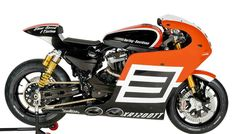 Harley Davidson XR 1200 TT por Shaw Speed & Custom