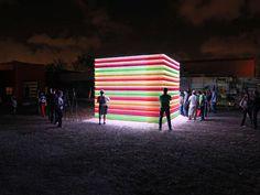 Mestizo City, a site-specific installation in Miami's Design District for Art Basel/Design Miami, was created to represent the vibrant and varied Latino cult...