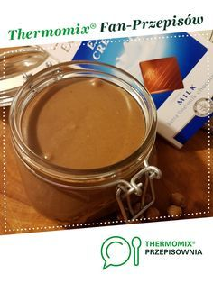 Nutella jest to przepis stworzony przez użytkownika KasiaGW. Ten przepis na Thermomix® znajdziesz w kategorii Desery na www.przepisownia.pl, społeczności Thermomix®.