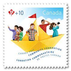 Canada Post Community Foundation   Canada Post  Sept 29, 2014