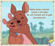 Liefde - I wonder what this says :) Caring Too Much, Winnie The Pooh Friends, Disney And More, One Liner, Kids Room Design, Disney Quotes, Disney And Dreamworks, Smiley, Einstein