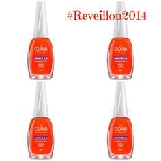esmaltes para o reveillon 2014 vermelho