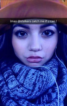 Isabela Moner snapchat: isabelamoner