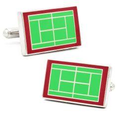 Wimbledon Court Cufflinks Cufflinks, Inc.. $49.99
