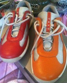 748da2e02d6345 Prada Tennis Shoes for Men 9 1 2 Ebay Sale