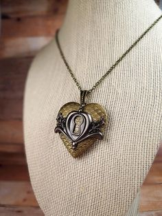 Check out this item in my Etsy shop https://www.etsy.com/listing/546900013/steampunk-heart-locket-keyhole-heart