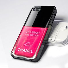 Chanel Iphone cover.as per the accessories muse that is @Delphine Tinker