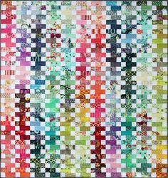 Zip It quilt pattern by Emma Jean Jansen