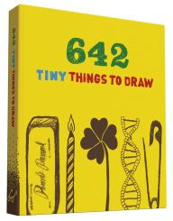 642 Tiny Things to Draw Journal