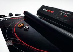 Anki DRIVE | Uses Artificial Intelligence (AI) to deliver the first video game in the real world. Same technology Google uses in their self-driving cars. | Control with iOS on Apple mobile devices