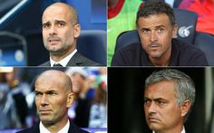 Who are the top 10 highest paid football managers in the world?