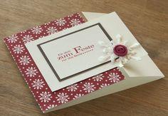 zeit-zum-basteln.de - Weihnachtskarte mit Pfiff (Stampin up)