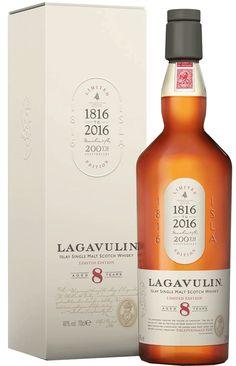 Lagavulin - 8 Year Old Malt Whisky, Scotch Whisky, 8 Year Olds, Whiskey Bottle, Santa List, Alcohol, Rubbing Alcohol, Single Malt Whisky, Scotch Whiskey