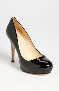 Super adore these sassy heels!! kate spade new york 'lori' pump available at #Nordstrom