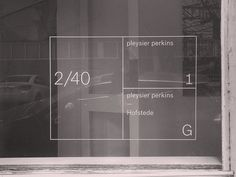 Studio Signage