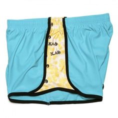 Kappa Alpha Theta Shorts in Light Blue by Krass & Co.