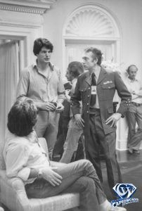 Superman II: The Richard Donner Cut Gallery Richard Donner, Christopher Reeve, Movie Scripts, Warner Brothers, Clark Kent, Man Of Steel, Scene Photo, The Man, Superman