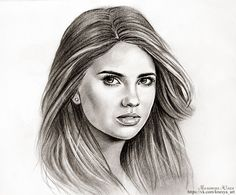 Teen Wolf Shelley Hennig by Knesya27 on DeviantArt