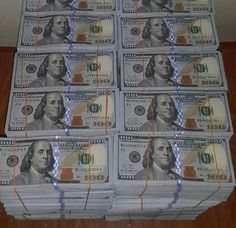 Need Money, How To Get Money, Make Money Online, Dollar Money, Money Cant Buy Happiness, Money Stacks, Manifesting Money, Money Affirmations, How To Become Rich