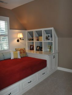 Attic Design, Pictures, Remodel, Decor and Ideas - page 37 maybe something to do with my sitting room.