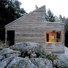 scandinavian retreat.: Prefab Woody 35