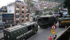 Eleitor News: Exército na Rocinha confirma que só intervenção mi...
