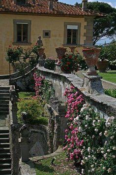 Tuscany - Florence - Villa Gamberaia