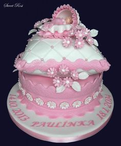 Torty Baby Shower Cakes, Sweet, Desserts, Food, Author, Meal, Deserts, Essen, Hoods