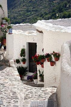 Alpujarras Granadinas. España