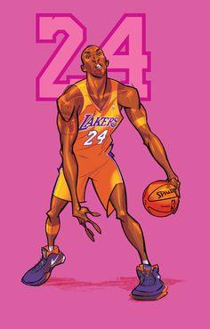 Kobe by kickstandkid78 on deviantART