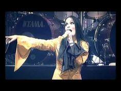 Nightwish 'Phantom of the opera' Live in Helsinki.