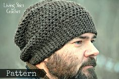 Elias_toque_pattern_small2 Crochet Hat for Men Boys Pattern