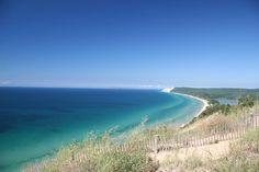 Lake Michigan - Sleeping Bear Dunes National Lakeshore