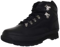 Looking for Timberland Men's Euro Boot ? Check out our picks for the Timberland Men's Euro Boot from the popular stores - all in one. Timberland Euro Hiker, Timberland Winter Boots, Timberland Mens, Men Hiking, Hiking Boots, Hiking Gear, Leather Men, Leather Boots, Black