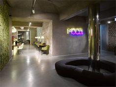 Moods Boutique Hotel, Prague, 2011