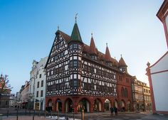 Fulda , altes Rathaus